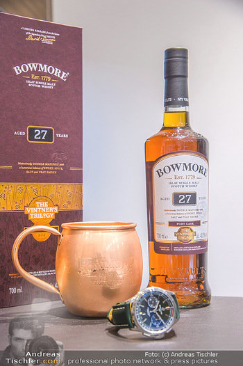 Bowmore - Time, Svoured - Breitling Store - Di 04.12.2018 - 5