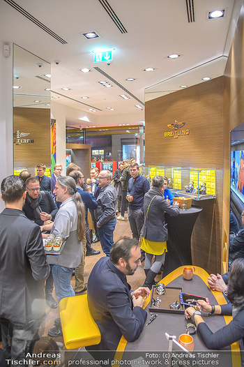 Bowmore - Time, Svoured - Breitling Store - Di 04.12.2018 - 8