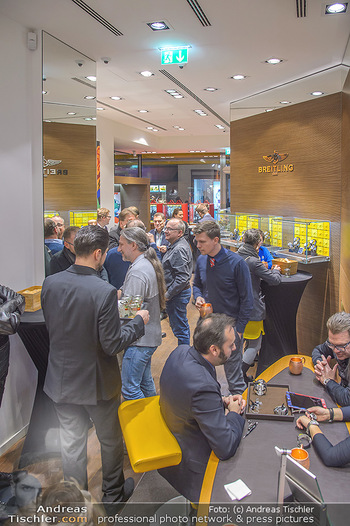 Bowmore - Time, Svoured - Breitling Store - Di 04.12.2018 - 9