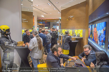 Bowmore - Time, Svoured - Breitling Store - Di 04.12.2018 - 10