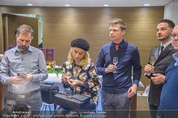 Bowmore - Time, Svoured - Breitling Store - Di 04.12.2018 - 40