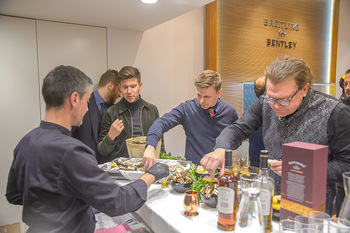 Bowmore - Time, Svoured - Breitling Store - Di 04.12.2018 - 66