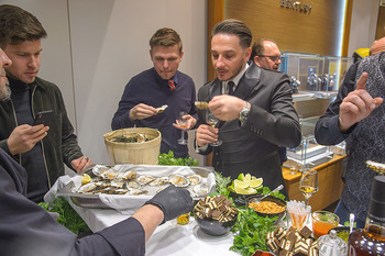 Bowmore - Time, Svoured - Breitling Store - Di 04.12.2018 - 68