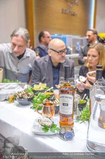 Bowmore - Time, Svoured - Breitling Store - Di 04.12.2018 - 72