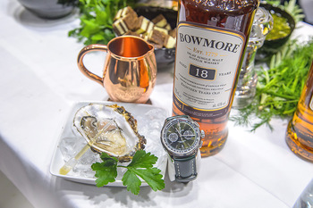 Bowmore - Time, Svoured - Breitling Store - Di 04.12.2018 - 74