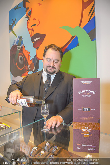 Bowmore - Time, Svoured - Breitling Store - Di 04.12.2018 - 76