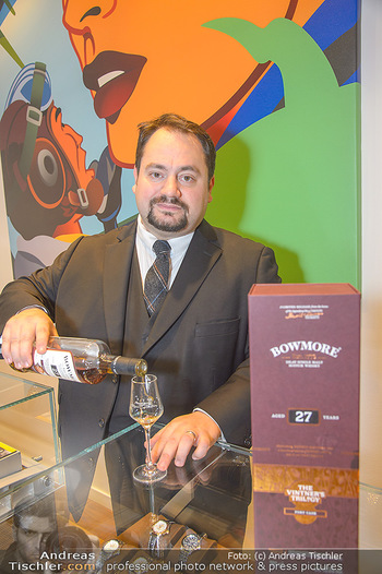 Bowmore - Time, Svoured - Breitling Store - Di 04.12.2018 - 77