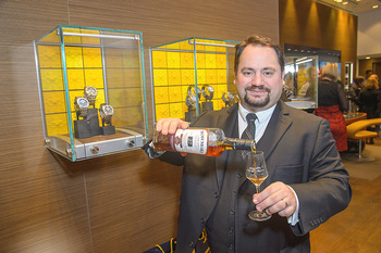 Bowmore - Time, Svoured - Breitling Store - Di 04.12.2018 - 79