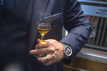 Bowmore - Time, Svoured - Breitling Store - Di 04.12.2018 - 80