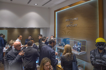 Bowmore - Time, Svoured - Breitling Store - Di 04.12.2018 - 83