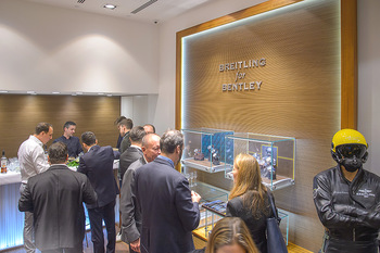 Bowmore - Time, Svoured - Breitling Store - Di 04.12.2018 - 84