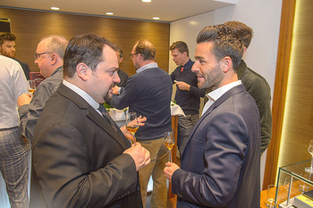 Bowmore - Time, Svoured - Breitling Store - Di 04.12.2018 - 85