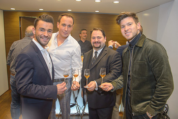 Bowmore - Time, Svoured - Breitling Store - Di 04.12.2018 - 86