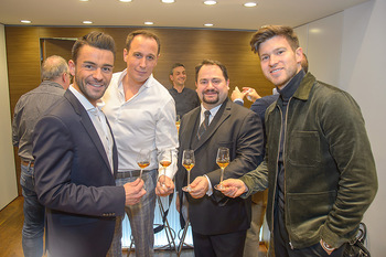 Bowmore - Time, Svoured - Breitling Store - Di 04.12.2018 - 87
