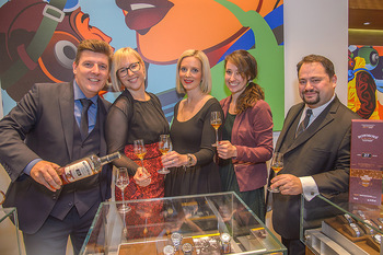 Bowmore - Time, Svoured - Breitling Store - Di 04.12.2018 - 92