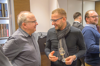 Bowmore - Time, Svoured - Breitling Store - Di 04.12.2018 - 97