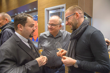 Bowmore - Time, Svoured - Breitling Store - Di 04.12.2018 - 99
