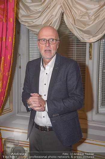 Orden für Klaus Albrecht Schröder - Albertina - Mi 05.12.2018 - Christian BENEDIK35