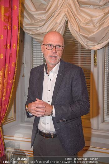Orden für Klaus Albrecht Schröder - Albertina - Mi 05.12.2018 - Christian BENEDIK36