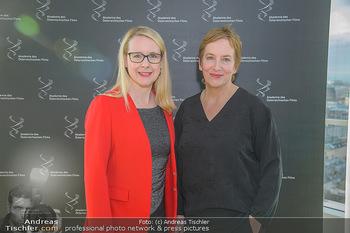 Österreichischer Filmpreis Nominierten Bekanntgabe - Ringturm Wien - Do 06.12.2018 - Marlene ROPAC, Margarete SCHRAMBÖCK14