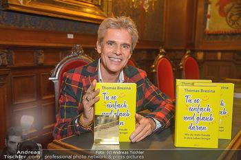 Goldenes Buch für Thomas Brezina - Hauptverband des Österreichischen Buchhandels - Di 11.12.2018 - Thomas BREZINA2