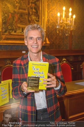 Goldenes Buch für Thomas Brezina - Hauptverband des Österreichischen Buchhandels - Di 11.12.2018 - Thomas BREZINA3