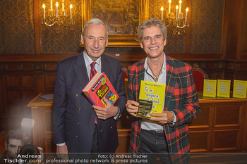 Goldenes Buch für Thomas Brezina - Hauptverband des Österreichischen Buchhandels - Di 11.12.2018 - Thomas BREZINA, Johannes HUBER9