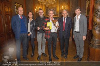 Goldenes Buch für Thomas Brezina - Hauptverband des Österreichischen Buchhandels - Di 11.12.2018 - 10