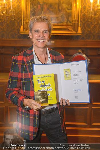 Goldenes Buch für Thomas Brezina - Hauptverband des Österreichischen Buchhandels - Di 11.12.2018 - Thomas BREZINA15