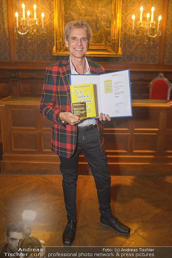 Goldenes Buch für Thomas Brezina - Hauptverband des Österreichischen Buchhandels - Di 11.12.2018 - Thomas BREZINA16