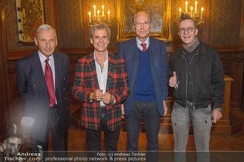 Goldenes Buch für Thomas Brezina - Hauptverband des Österreichischen Buchhandels - Di 11.12.2018 - Thomas BREZINA, Johannes HUBER, Gerald HÖRHAN, Heinz LUDWIG17