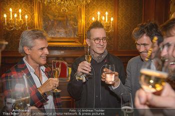 Goldenes Buch für Thomas Brezina - Hauptverband des Österreichischen Buchhandels - Di 11.12.2018 - Thomas BREZINA, Gerald HÖRHAN18