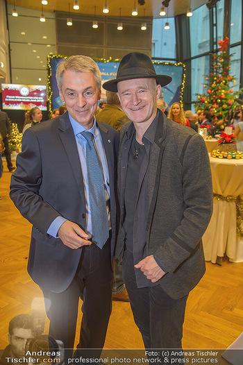 Weihnachtsball für Kinder - Hofburg - Mi 12.12.2018 - Gernot KRANNER, Alexander BETANISHVILI13