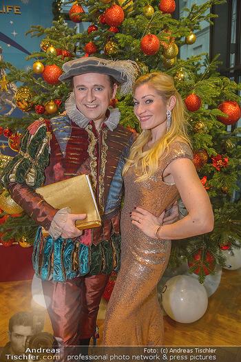 Weihnachtsball für Kinder - Hofburg - Mi 12.12.2018 - Reinwald KRANNER, Nazideh AYLIN20