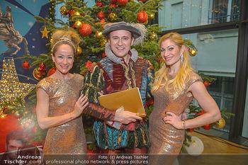 Weihnachtsball für Kinder - Hofburg - Mi 12.12.2018 - Sandra PIRES, Reinwald KRANNER, Nazideh AYLIN21