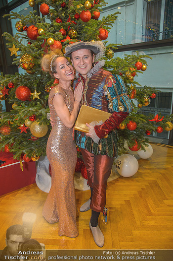 Weihnachtsball für Kinder - Hofburg - Mi 12.12.2018 - Sandra PIRES, Reinwald KRANNER22