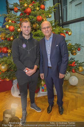 Weihnachtsball für Kinder - Hofburg - Mi 12.12.2018 - Frank HENSEL, Alexander GRÜNWALD29