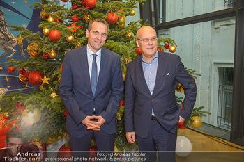 Weihnachtsball für Kinder - Hofburg - Mi 12.12.2018 - Markus KRAETSCHMER, Frank HENSEL30