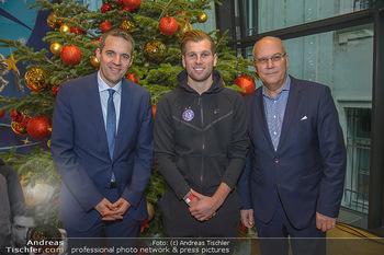 Weihnachtsball für Kinder - Hofburg - Mi 12.12.2018 - Markus KRAETSCHMER, Frank HENSEL, Alexander GRÜNWALD31