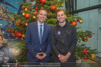 Weihnachtsball für Kinder - Hofburg - Mi 12.12.2018 - Markus KRAETSCHMER, Alexander GRÜNWALD32