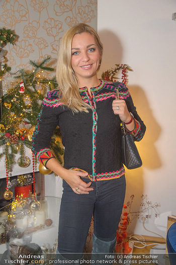 Marika Lichter X-Mas Cocktail - Privatwohnung Lichter - Mi 12.12.2018 - Lidia BAICH26