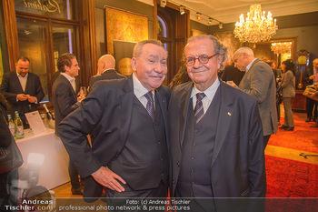 Ali Rahimi Adventempfang - Palais Szechenyi - Mi 12.12.2018 - Paul SCHAUER, Hans Peter SPAK2