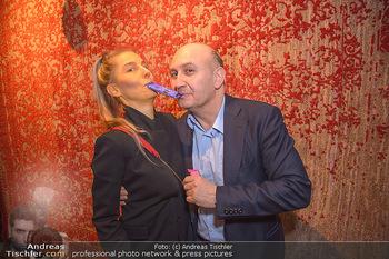 Ali Rahimi Adventempfang - Palais Szechenyi - Mi 12.12.2018 - Ali RAHIMI mit Carina PIRNGRUBER18