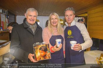 ZuKi Punsch Charity - Am Graben, Wien - Do 13.12.2018 - Thomas SCHÄFER-ELMAYER, Claudia STÖCKL, Alfons HAIDER9