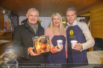 ZuKi Punsch Charity - Am Graben, Wien - Do 13.12.2018 - Thomas SCHÄFER-ELMAYER, Claudia STÖCKL, Alfons HAIDER10