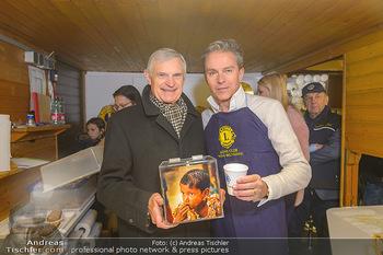 ZuKi Punsch Charity - Am Graben, Wien - Do 13.12.2018 - Thomas SCHÄFER-ELMAYER, Alfons HAIDER11