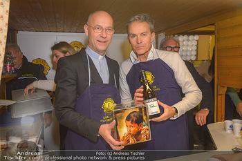 ZuKi Punsch Charity - Am Graben, Wien - Do 13.12.2018 - Thomas SCHÄFER-ELMAYER, Alfons HAIDER15