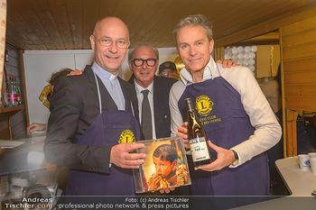 ZuKi Punsch Charity - Am Graben, Wien - Do 13.12.2018 - Thomas SCHÄFER-ELMAYER, Alfons HAIDER, Reinhard KÖCK16
