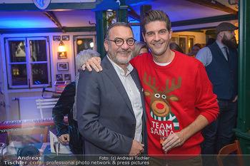 Grassmugg Weihnachtsfeier - Purzel´s, Wien - Di 18.12.2018 - Norbert OBERHAUSER, Heinz STIASTNY3