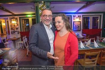 Grassmugg Weihnachtsfeier - Purzel´s, Wien - Di 18.12.2018 - Gudrun NIKODEM-EICHENHARDT, Heinz STIASTNY6